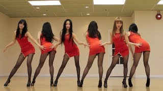 Repeat youtube video AOA - 짧은 치마(Miniskirt) 안무영상 KPOP Dance Cover by S.O.F (secciya)
