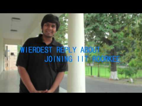 IIT Roorkee Cinebuzz : Freshers Intro 2014