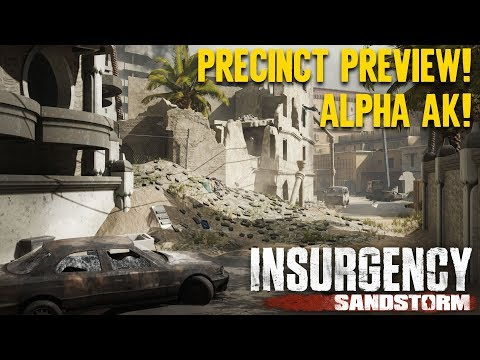 Previewing the Next Insurgency: Sandstorm Update! - NWI Livestream 3/11/18