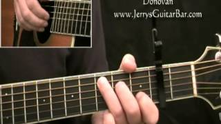 How To Play Donovan Jennifer Juniper (Full Lesson)