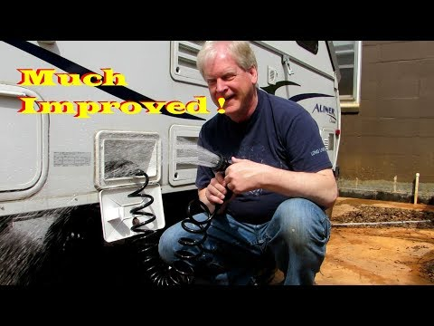 changing-the-outside-shower-to-a-much-improved-appliance