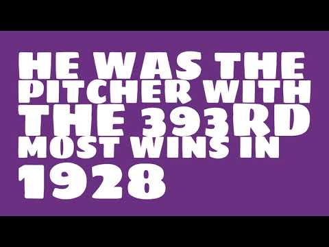 Was Lefty Grove a righty or lefty in 1928?