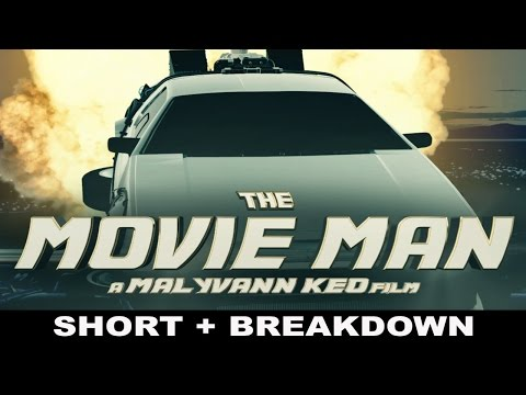 THE MOVIE MAN 1 -  BACK TO THE FUTURE  ( fan film )