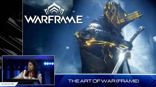 Tennocon 2018 - The Art of Warframe