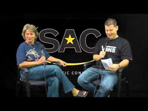 Get to Know the SAC Staff - Senior Woman Administrator/Associate Commissioner Eliane Kebbe