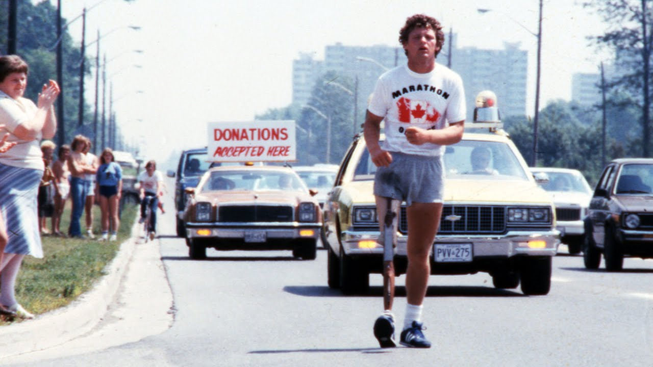 Rencontre canada terry fox