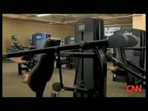 Fantasma na academia - Vídeo de Terror
