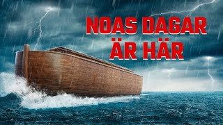 """Varningar från Gud om den yttersta tiden """"Noas dagar är här"""" Kristen kortfilm"""