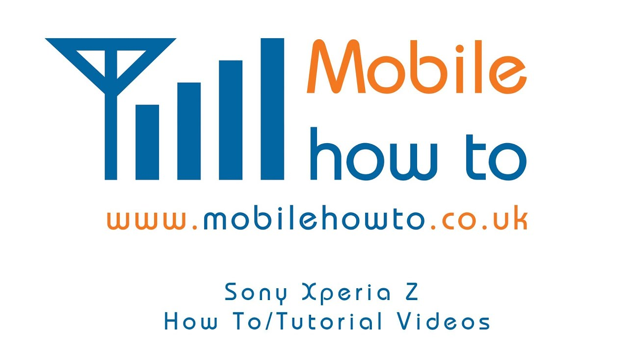 How To Delete Text Message  Sony Xperia Z