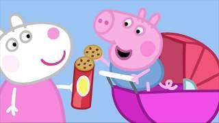Peppa Pig en Español ¡Peppa Hace un Pastel! - Pepa la cerdita