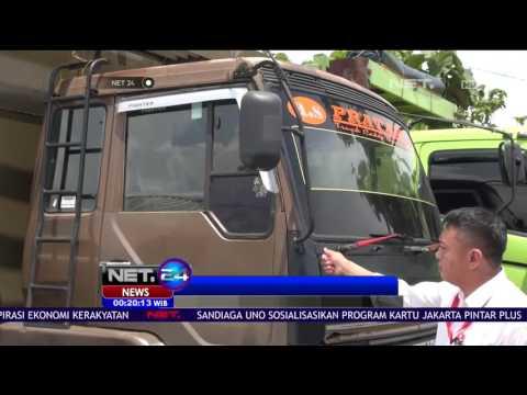 Polisi Gadungan Perampas Truk Ditangkap - NET24