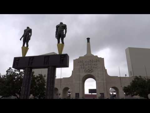 Los Angeles, California - Los Angeles Memorial Coliseum HD (2014)