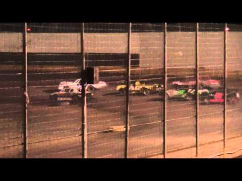 I-Stocks at Lady Luck Speedway 7-27-12