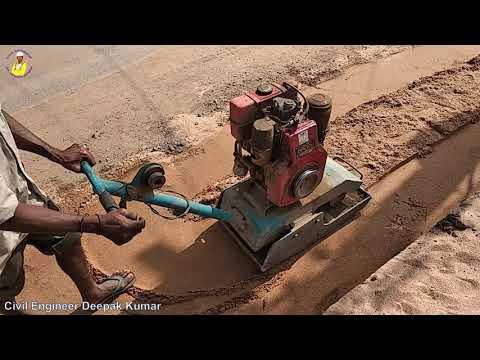 How To Use Soil Compactor Machine ?