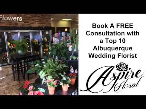 Top 10 Albuquerque Wedding Florist