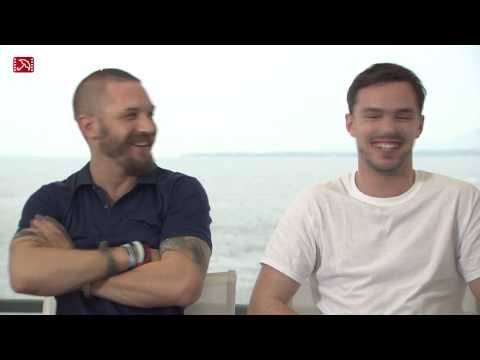 Interview Tom Hardy Nicholas Hoult MAD MAX - FURY ROAD