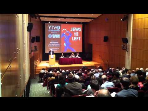 Harvey Klehr at YIVO Jews and the Left (CLIP)