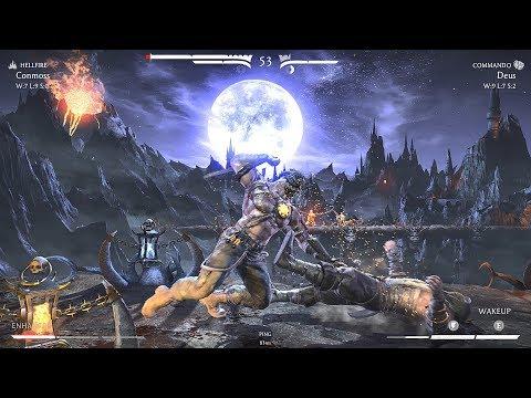 Deus (Kano/Commando) vs Conmoss (Scorpion/Hellfire) ft 10