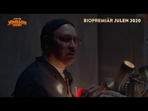 Här är trailern för Se upp för Jönssonligan Ny film med Jönssonligan har premiär i jul