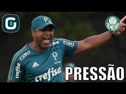 Palmeiras Sofre Pressão Da Torcida Que Quer Queda De Roger- Gazeta Esportiva (14/05/18)