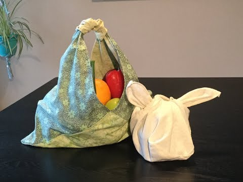 BENTO BAG TUTORIAL - step by step instructions for 3 different bags