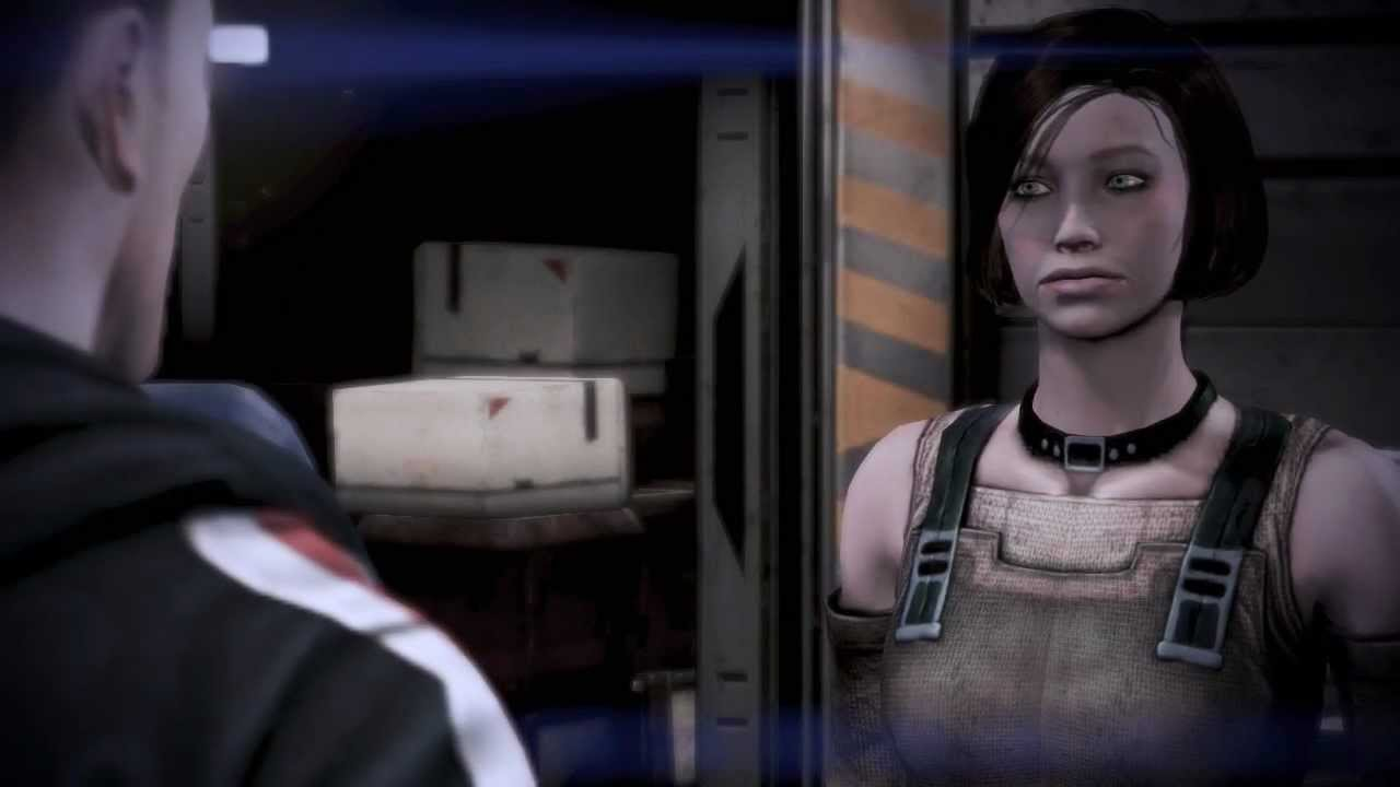 Conrad Verner Saves Shepard