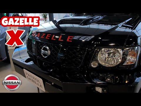 Nissan Patrol GAZELLE X | Walkaround