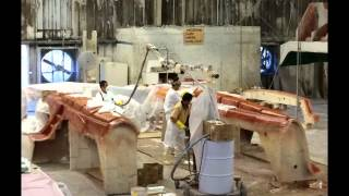 Gemini Catamarans partners with Catalina Yachts -- Factory Tour