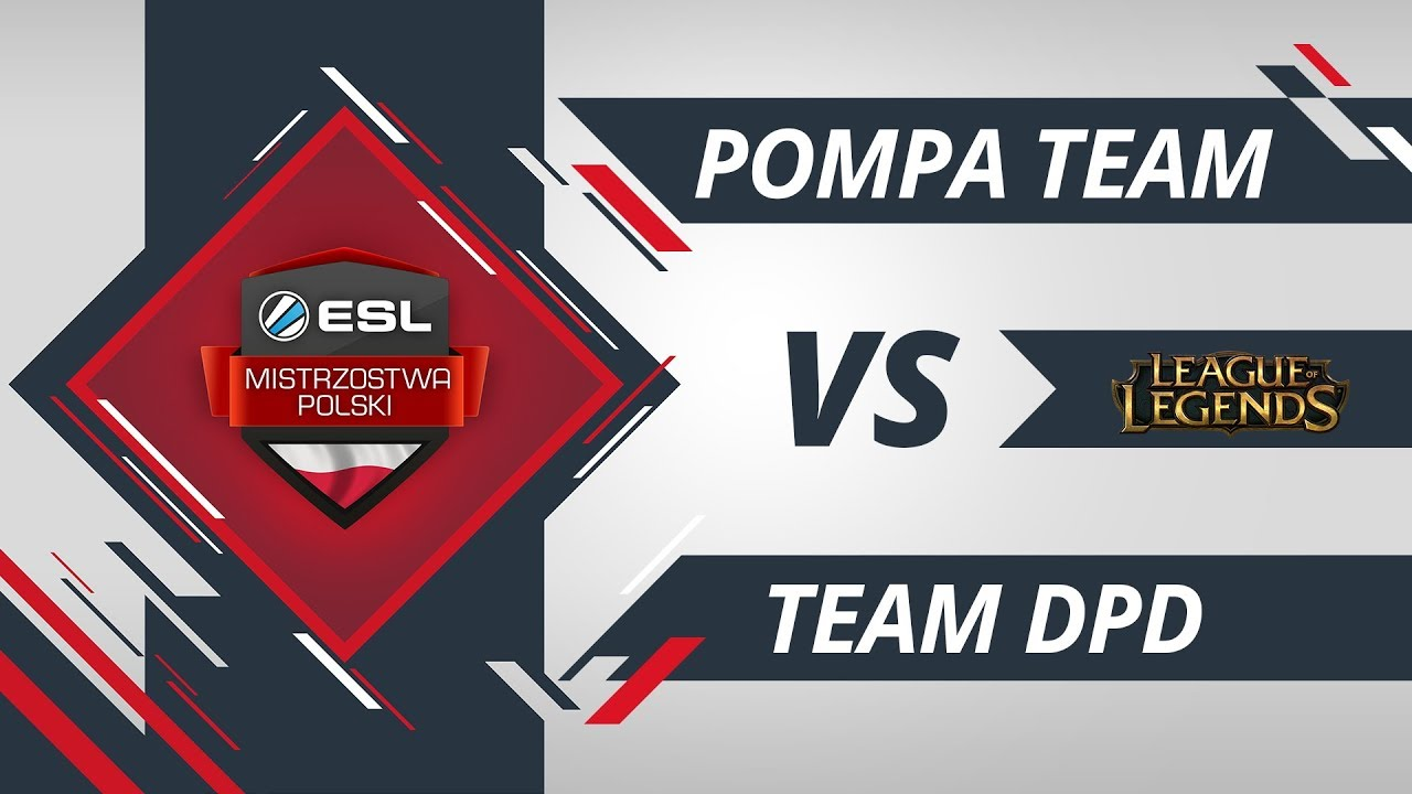 Pompa Team vs Team DPD | EMP LoL W6D1 Gra #3