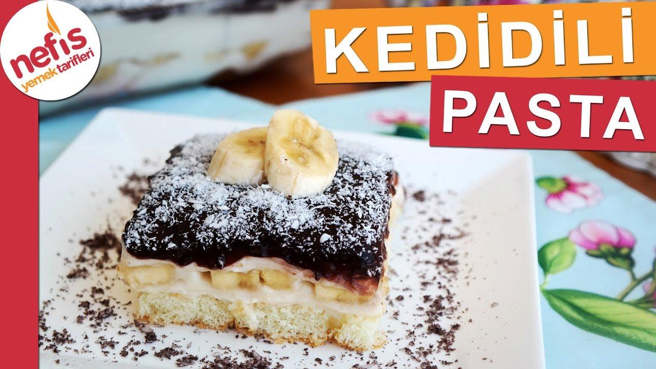 Nefis 10 Dakika Pastası Vişneli Soğuk Pasta Tarifi Videosu