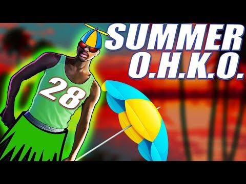 GTA San Andreas O.H.K.O. Summer Mod [LAS VENTURAS RACES]