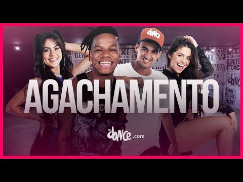 Agachamento - A Nova Gang do Samba   FitDance TV (Coreografia Oficial)