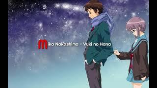 Yuki no Hana - Mika Nakashima (Lirik & Terjemahan) | ReLIFE Anime OST
