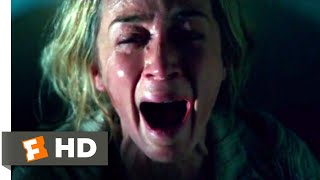 A Quiet Place (2018) - The Bathtub Scene (4/10) | Movieclips