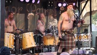 """- Saor Patrol - MPS - Köln 2013 - verschiedene Titel mit """" Duncarron """" und """" The Clansman """""""