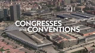 Barcelona, the place to meet - Congresses and Conventions
