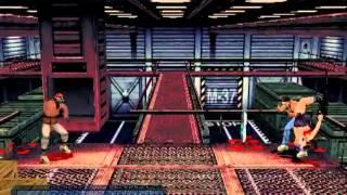 [NVSS] Dynamite Cop (Arcade) - Mission 2 Playthrough
