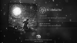 Nocte Obducta - Der Greis und die Reiterin