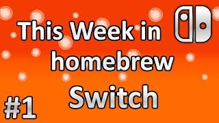 TWIH: SWITCH #1 - Homebrew on ANY firmware? Switch PC Emulator?! Retroarch Switch & More!