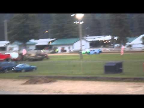 Little Valley Speedway Emods Heat 1 Part 1 7 17 15