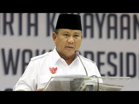 Rencana Prabowo Jadi Capres Belum Pasti?