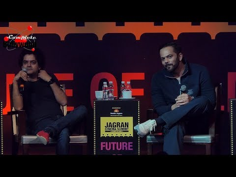 UNCUT Rohit Shetty At Jagran Cinema Summit Talking Cinema With Bollywood's Brightest 2018