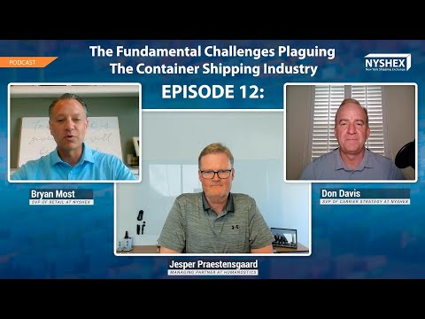 The Fundamental Challenges Plaguing The Container Shipping Industry    Supply Chain Secrets