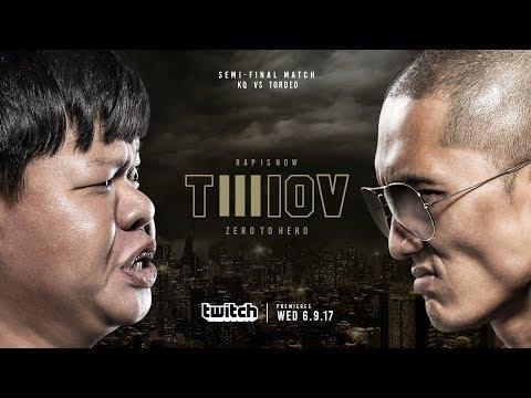 TWIOV3 : EP.14 KQ vs TORDED ( SEMI-FINAL )   RAP IS NOW