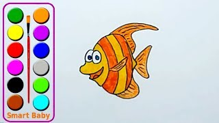 Clipart – Clownfish | Smart Baby