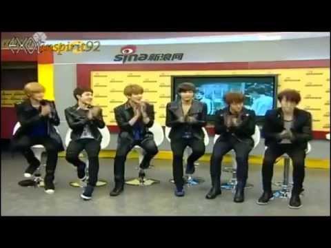 [Sub Español] 120924 EXO @ Sina Live Chat Special