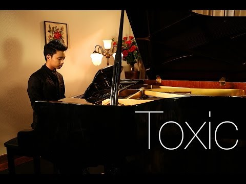 Toxic   Piano Cover   BILLbilly01
