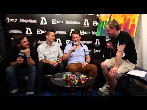 wALT Interviews Hey Marseilles Backstage At Lolla 2013
