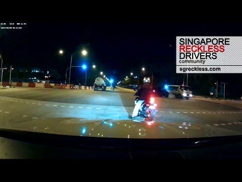 [SRD Community] Tuas South Ave 5 Traffic Accident