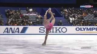 ashley wagner somewhere in time 2008 09 nhk trophy sp